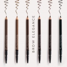 Creion de sprancene Brow Elegance All Day Precision Liner  No 4