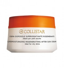 Crema Collistar Supermoisturing  Regenerating After Sun Cream 150ml