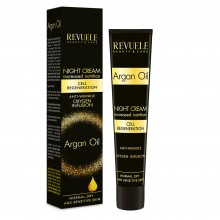 Crema de noapte cu ulei de argan Revuele Revuele Argan Oil Night Cream 50 ml