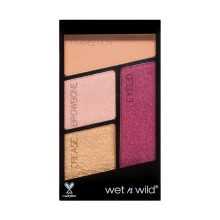 Fard de ochi Wet n Wild Color Icon Eyeshadow Quad Flock Party