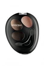 Fard de pleoape Deborah Trio Hi-Tech Eyeshadow 13 Nude Beige, 2.2 g