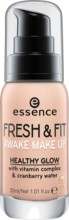 Fond de ten Essnce FRESH & FIT AWAKE MAKE UP 20 Fresh Nude 30ml
