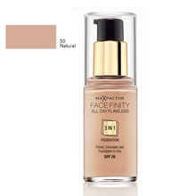 Fond de ten Max Factor All Day Flawless 3 in 1 50 Natural