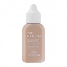 Fond de ten Seventeen THE NATURAL TRANSPARENT FOUND 35 ml No 2