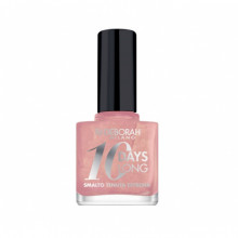 Lac de unghii Deborah 10 Days Long Nail Polish 899 Gold Rose