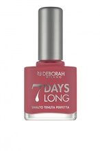"Lac de unghii Deborah ""7 Days Long"" 869 Vintage pink, 11 ml"