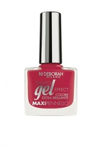 Lac de unghii Deborah Gel Effect Nail Enamel 21 Infrared, 8.5 ml