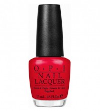 Lac de unghii OPI NAIL LACQUER - OPI Red