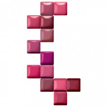 Maybelline New York Color Sensational ruj satinat 411, Plum Rule, 4.2g