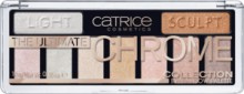 Paleta farduri de ochi Catrice The Ultimate Chrome Collection Eyeshadow Palette 010