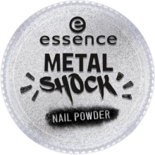 Pudra pentru unghii Essence metal shock nail powder 01Mirror, mirror