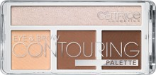 Trusa Catrice Eye & Brow Contouring Palette 020