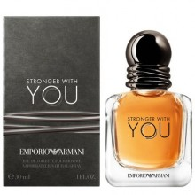 Apa de Toaleta Giorgio Armani Stronger with You, 30 ml