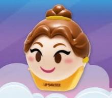 Balsam de buze Lip Smacker Disney Emoji Belle Last Rose Petal