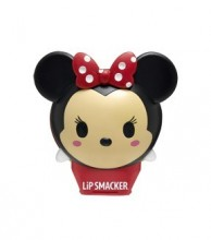 Balsam de buze Lip Smacker Tsum Tsum Minnie Strawberry Lollipop
