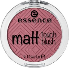 Fard de obraz mat Essence Touch Blush 20 Berry Me Up!, 5gr