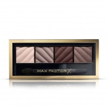 Fard de ochi mat Max Factor Smokey Eye Drama Kit Matte 30 SMOKEY ONYX