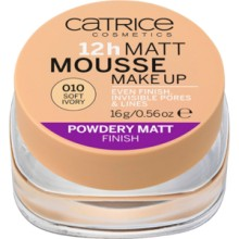 Fond de ten Catrice 12h Matt Mousse Make up 010