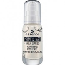 Gel iluminator Essence prime & last -daily diaries- illuminating primer gel 01
