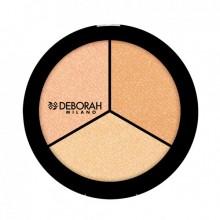 Iluminator Deborah Secrets of Strobing Trio Highlighter Palette