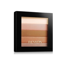 Iluminator Revlon Highlighting Palette Bronze Glow 030