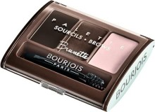 Kit pentru sprancene Bourjois Brow Palette Brunette