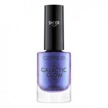 Lac de unghii Catrice GALACTIC GLOW TRANSLUCENT EFFECT NAIL LACQUER 07 Feel The Cosmic Vibe