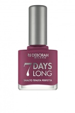 "Lac de unghii Deborah ""7 Days Long"" 868 Magenta pink, 11 ml"