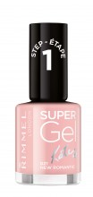 Lac de unghii Rimmel Super Gel , 021 New Romantic