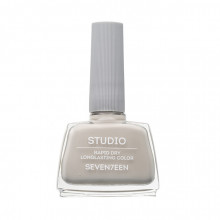 Lac de unghii Seventeen STUDIO RAPID DRY LASTING COLOR No 85 Light Grey