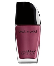 Lac de unghii Wet n Wild Wild Shine Nail Color Grape Minds Think Alike, 12.3 ml
