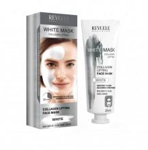 Masca cu colagen Revuele white mask collagen express 80ml