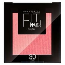 Maybelline New York Fit Me Blush Fard de obraz - 4.5g 30 Rose