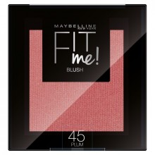 Maybelline New York Fit Me Blush Fard de obraz - 4.5g 45 Plum