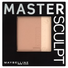 Paleta contouring Maybelline New York Face Studio Master Sculpt 01 Light 9 gr