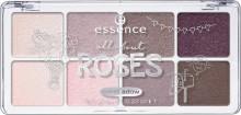 Paleta farduri de pleoape Essence All About Roses eyeshadow 03 Roses 9,5 gr