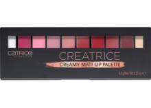 Paleta rujuri Catrice Creatrice Creamy Matt Lip Palette 010 8,8g