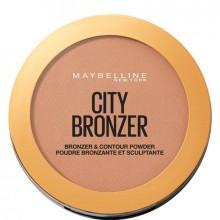 Pudra bronzanta Maybelline New York City Bronzer Fard bronzant/Pudra Contur -6.8g, 300 Deep Cool