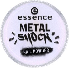 Pudra pentru unghii Essence  metal shock nail powder 05 Under the sea