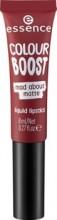 Ruj lichid mat Essence colour boost mad about matte liquid lipstick 09