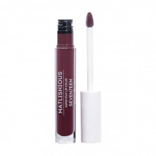 Ruj mat Seventeen MATLISHIOUS SUPER STAY LIP COLOR No 15