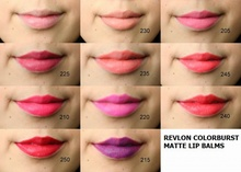 Ruj Revlon Colorburst Matte Balm Unapologetic 210