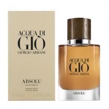 Apa de Parfum Giorgio Armani, Acqua Di Gio Absolu, 40 ml