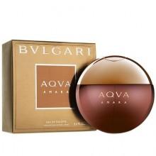 Apa de Toaleta Bvlgari, Aqva Amara, 50 ml
