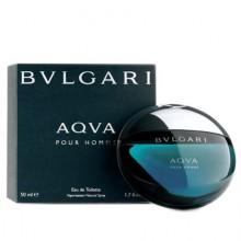Apa de Toaleta BVLGARI Aqva pour Homme Spray, 50ml