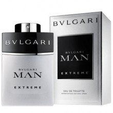 Apa de Toaleta BVLGARI MAN Extreme, 100ml