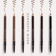 Creion de sprancene Brow Elegance All Day Precision Liner  No 2
