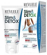Crema Revuele Slim&Detox Warmth&Cold Contrast Modelling Wrap