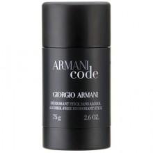 Deodorant stick Giorgio Armani Code, 75g