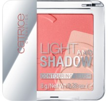 Fard de obraz Catrice Light And Shadow Contouring Blush 020